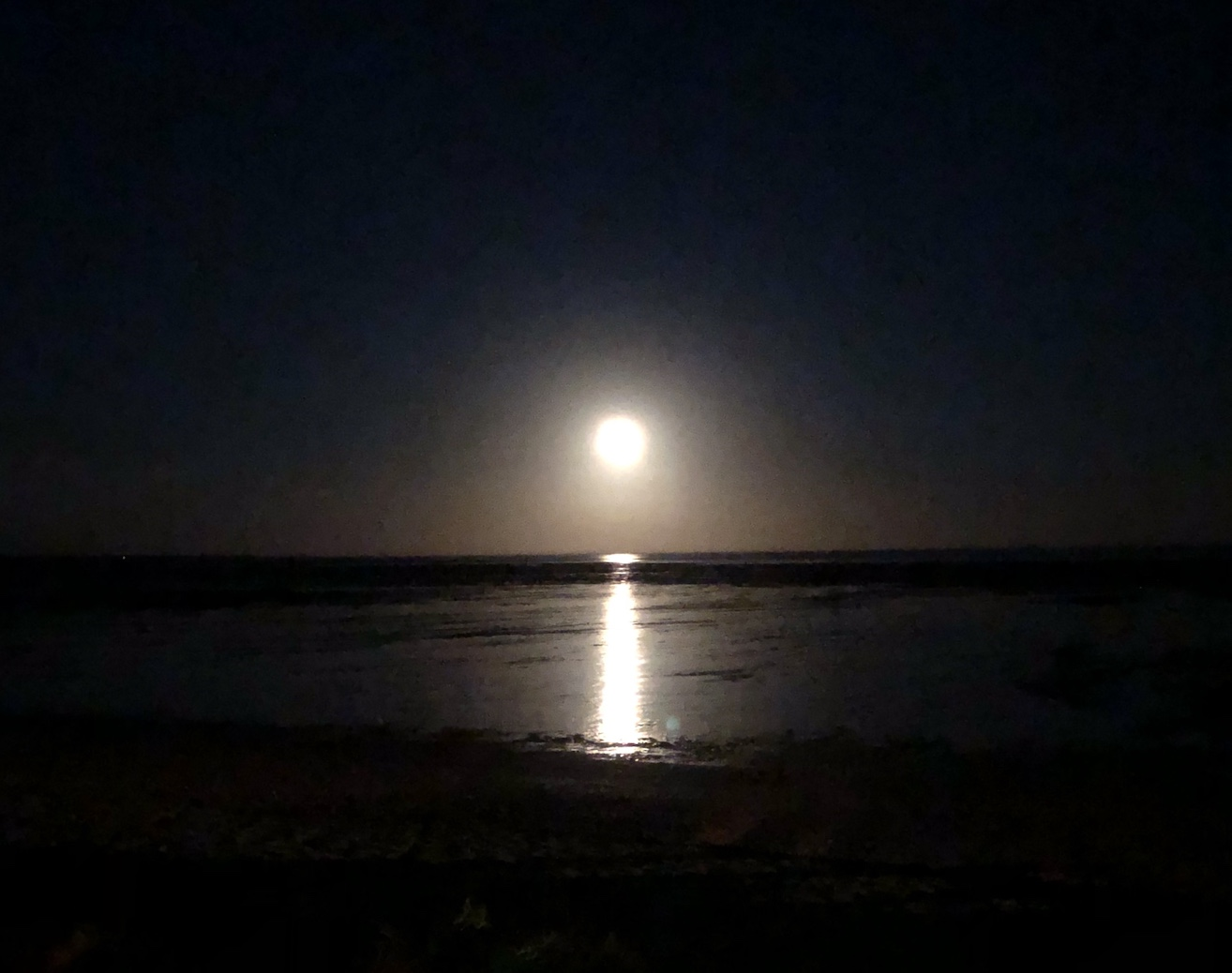 2020-08-04  'Stairway to the moon' - Broome