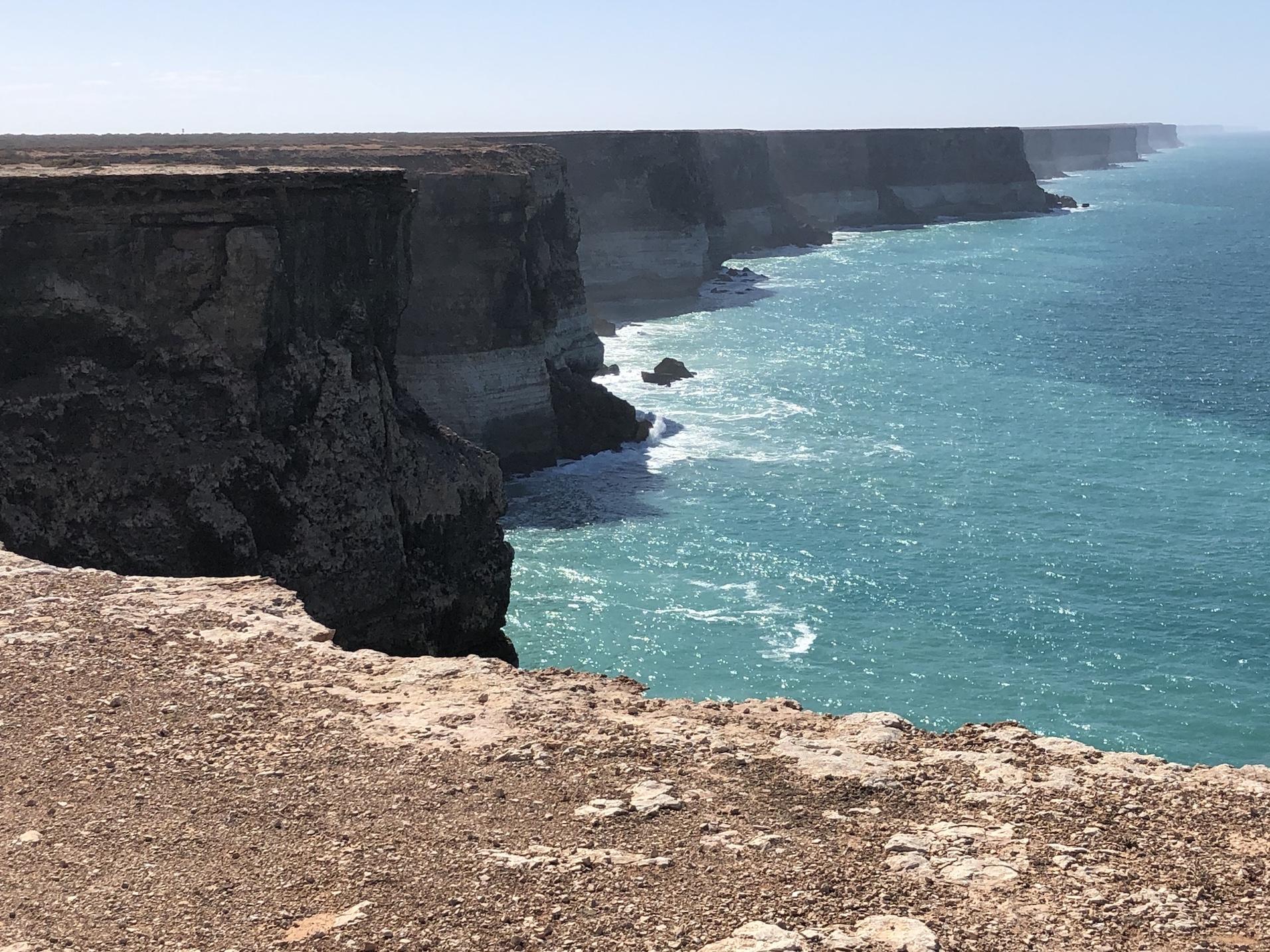 2020-03-27 Nullarbor coast, S of Eyre Highway