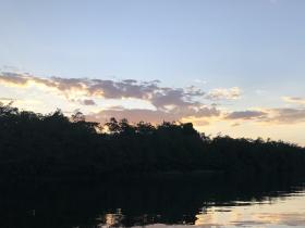 2020-10-30 River Daintree sunset