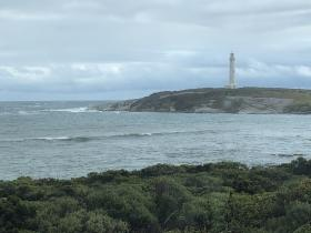 2020-03-31b Cape Leeuwin LH - where Indian & Southern Oceans meet
